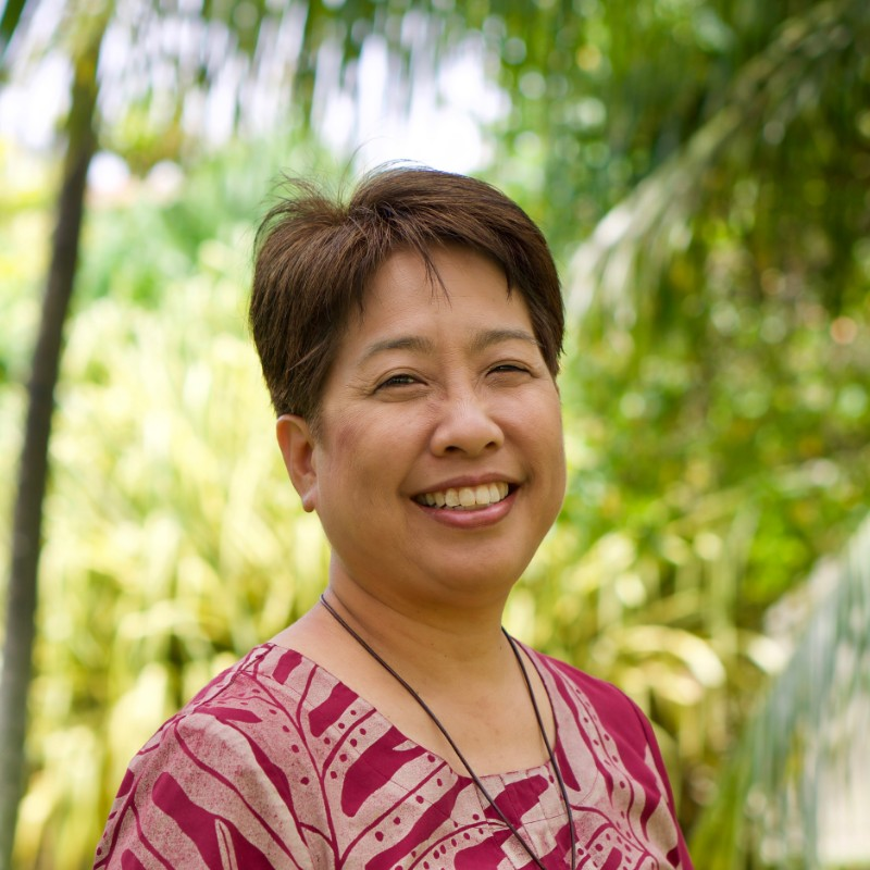 Photo of Robyn Chun