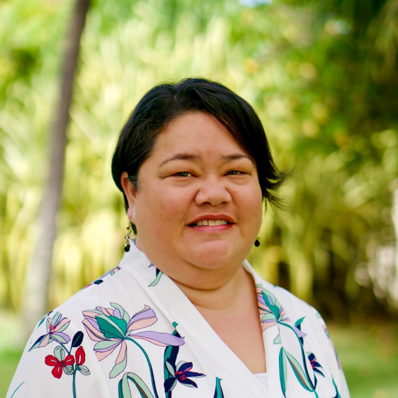 image of Erin Kahunawaikaʻala Wright
